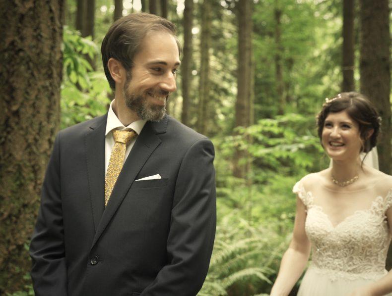 Laura & Stefan in Vancouver